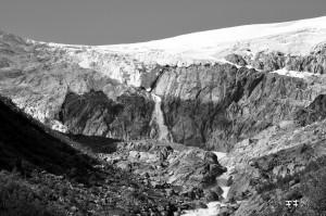 Gletscher Norwegen 2012
