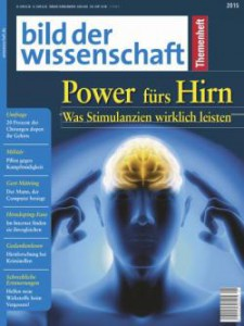 Cover Power fürs Hirn